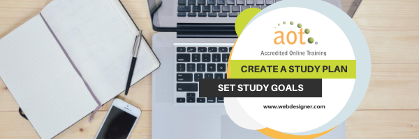 creating a study plan that works for you