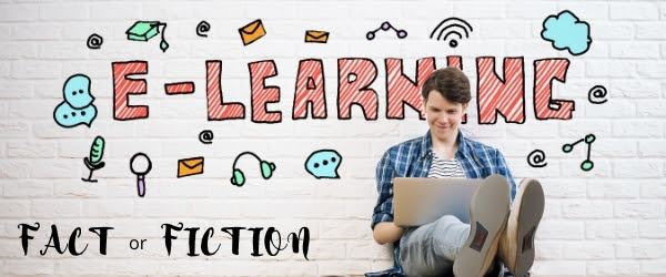 5 myths about online learning