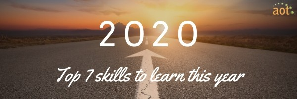 Top 7 Skills to Learn in 2020