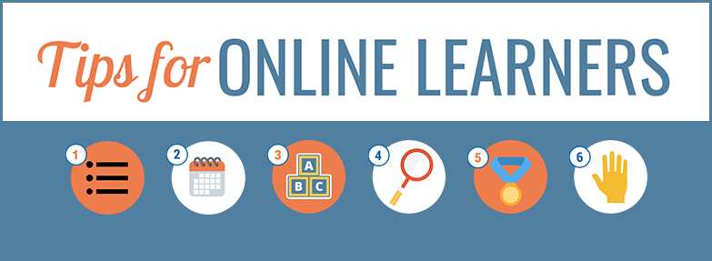 Tips for online learners